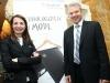 Dragana Ognjenovic i Erik Lalier, direktor HP grupe za personalne sisteme za Evropska trzista_resize