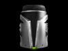 03 ROG Strix Magnus USB gaming microphone - Back green