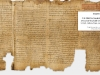 The Great Isaiah Scroll Chap1 Verse 1