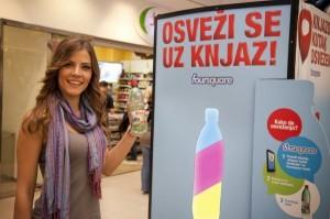Marina Kotevski - KNJAZ MILOŠ NAGRAĐUJE POSETIOCE U TC UŠĆE