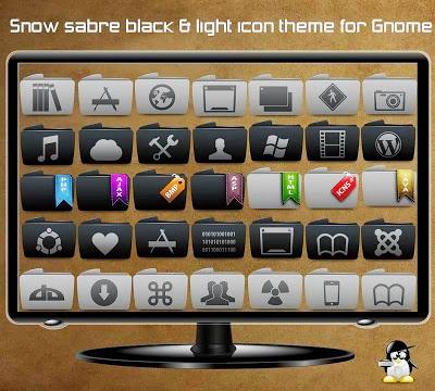 snow sabre icons