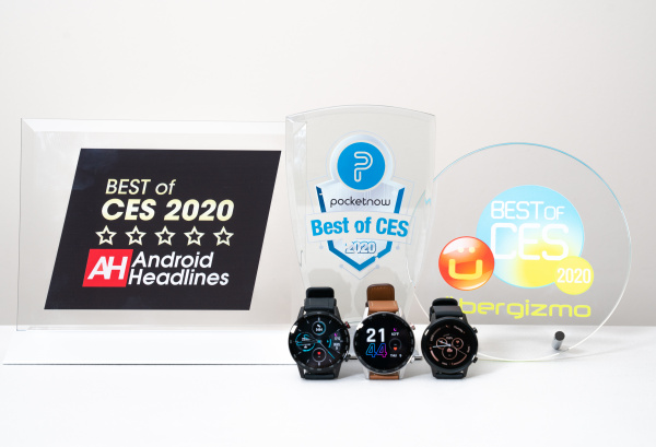 Media Awards CES 2020
