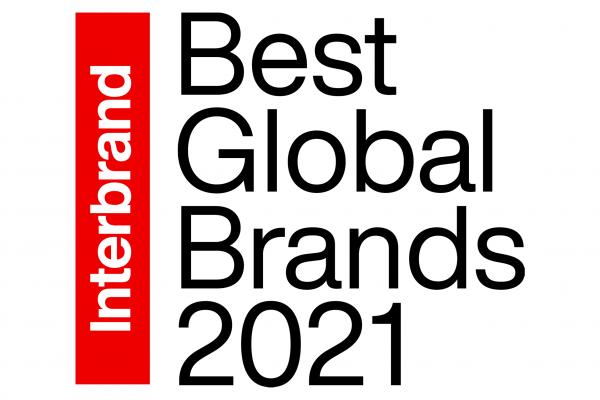 Interbrand's Best Global Brands 2021.